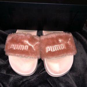 Fenty puma Slides